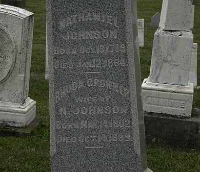 CROWNER JOHNSON, RHODA - Lorain County, Ohio | RHODA CROWNER JOHNSON - Ohio Gravestone Photos