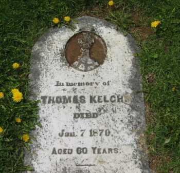 KELCH, THOMAS - Lorain County, Ohio | THOMAS KELCH - Ohio Gravestone Photos