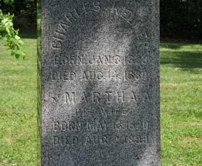 KELNER, MARTHA A. - Lorain County, Ohio | MARTHA A. KELNER - Ohio Gravestone Photos