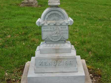 KENDIEGH, MARY E. - Lorain County, Ohio | MARY E. KENDIEGH - Ohio Gravestone Photos