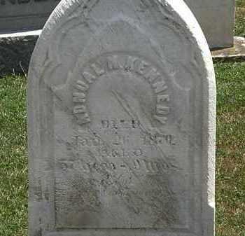 KENNEDY, ADNUAL N. - Lorain County, Ohio | ADNUAL N. KENNEDY - Ohio Gravestone Photos
