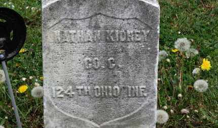 KIDNEY, NATHAN - Lorain County, Ohio | NATHAN KIDNEY - Ohio Gravestone Photos