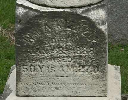 KIENZLE, WM. A. - Lorain County, Ohio | WM. A. KIENZLE - Ohio Gravestone Photos