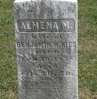 KIES, BENJAMIN W. - Lorain County, Ohio | BENJAMIN W. KIES - Ohio Gravestone Photos