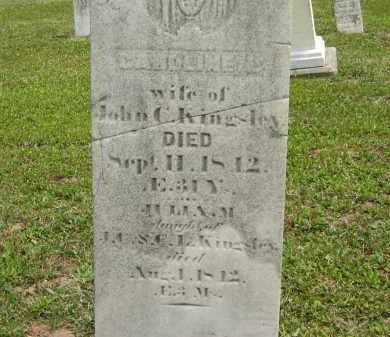 KINGSLEY, JOHN C. - Lorain County, Ohio | JOHN C. KINGSLEY - Ohio Gravestone Photos