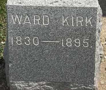 KIRK, WARD - Lorain County, Ohio | WARD KIRK - Ohio Gravestone Photos