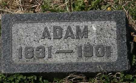 KISHMAN, ADAM - Lorain County, Ohio | ADAM KISHMAN - Ohio Gravestone Photos