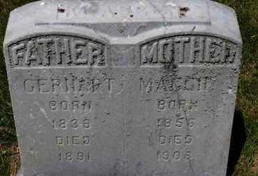 KLASSEN, GERHART - Lorain County, Ohio | GERHART KLASSEN - Ohio Gravestone Photos