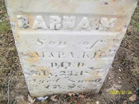 KLINE, BARNA M. - Lorain County, Ohio | BARNA M. KLINE - Ohio Gravestone Photos