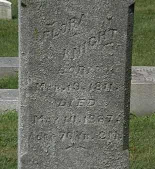 KNIGHT, FLORA - Lorain County, Ohio | FLORA KNIGHT - Ohio Gravestone Photos