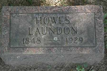 LAUNDON, HOWES - Lorain County, Ohio | HOWES LAUNDON - Ohio Gravestone Photos