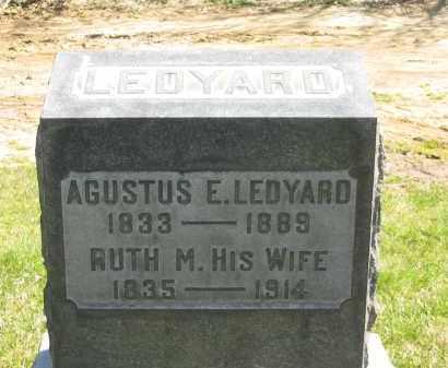 LEDYARD, AGUSTUS E. - Lorain County, Ohio   AGUSTUS E. LEDYARD - Ohio Gravestone Photos