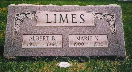 WEBER LIMES, MARIE K. - Lorain County, Ohio   MARIE K. WEBER LIMES - Ohio Gravestone Photos
