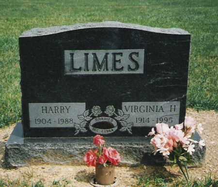 ZAGORSKY LIMES, VIRGINIA HARRIET - Lorain County, Ohio | VIRGINIA HARRIET ZAGORSKY LIMES - Ohio Gravestone Photos