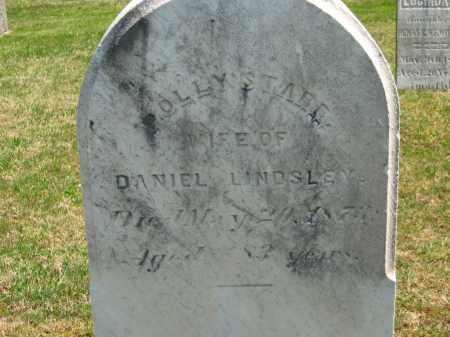 LINDSLEY, POLLY - Lorain County, Ohio   POLLY LINDSLEY - Ohio Gravestone Photos