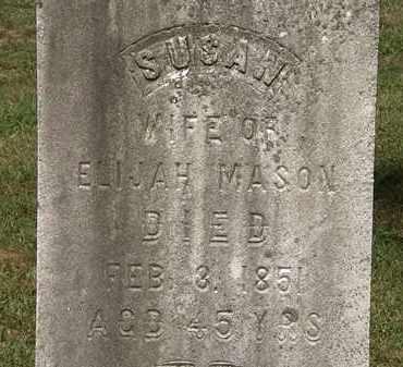 MASON, ELIJAH - Lorain County, Ohio | ELIJAH MASON - Ohio Gravestone Photos