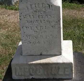 MCCORKLE, PEARL M. - Lorain County, Ohio | PEARL M. MCCORKLE - Ohio Gravestone Photos