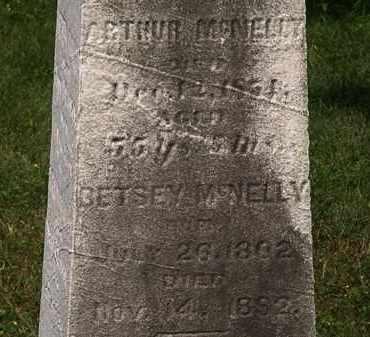 MCNELLY, ARTHUR - Lorain County, Ohio | ARTHUR MCNELLY - Ohio Gravestone Photos