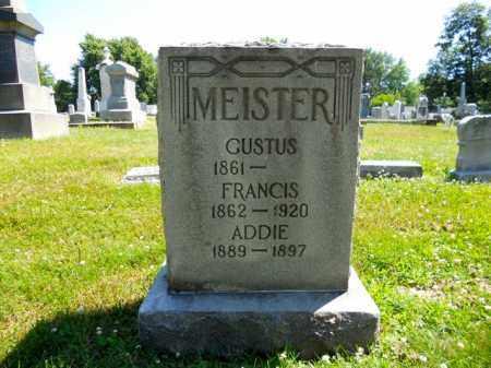 MEISTER, ADDIE - Lorain County, Ohio | ADDIE MEISTER - Ohio Gravestone Photos