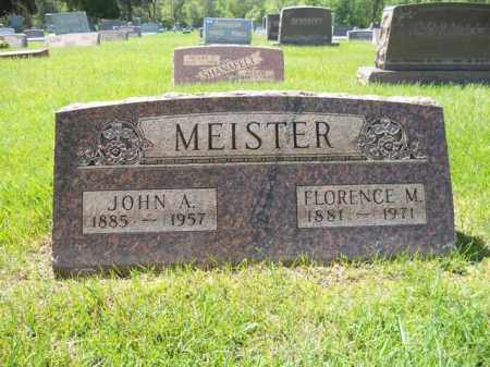 MEISTER, JOHN A. - Lorain County, Ohio | JOHN A. MEISTER - Ohio Gravestone Photos
