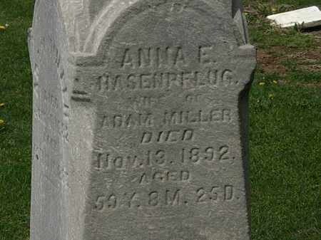 MILLER, ADAM - Lorain County, Ohio | ADAM MILLER - Ohio Gravestone Photos