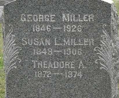 MILLER, SUSAN L. - Lorain County, Ohio | SUSAN L. MILLER - Ohio Gravestone Photos