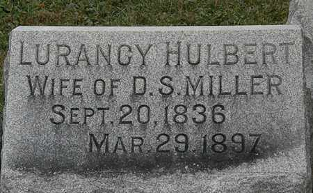 MILLER, LURANCY - Lorain County, Ohio | LURANCY MILLER - Ohio Gravestone Photos