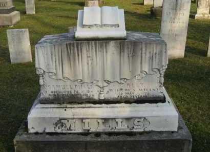 MILLS, SALLY - Lorain County, Ohio | SALLY MILLS - Ohio Gravestone Photos
