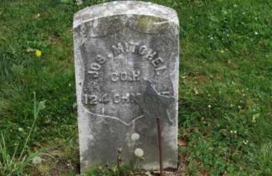 MITCHEL, JOS. - Lorain County, Ohio | JOS. MITCHEL - Ohio Gravestone Photos
