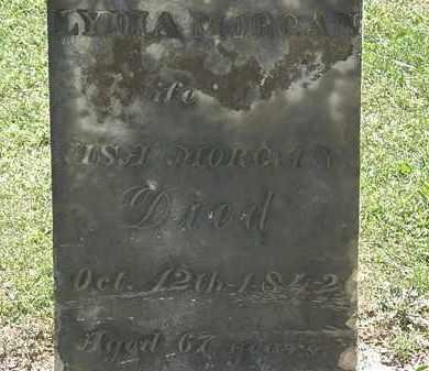 MORGAN, ASA - Lorain County, Ohio | ASA MORGAN - Ohio Gravestone Photos