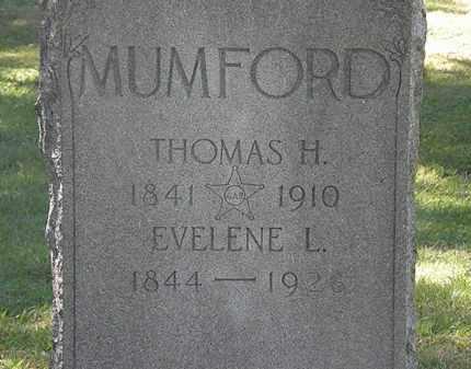 MUMFORD, EVELENE L. - Lorain County, Ohio   EVELENE L. MUMFORD - Ohio Gravestone Photos
