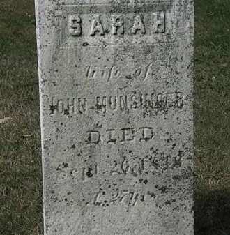 MUNSINGER, SARAH - Lorain County, Ohio   SARAH MUNSINGER - Ohio Gravestone Photos