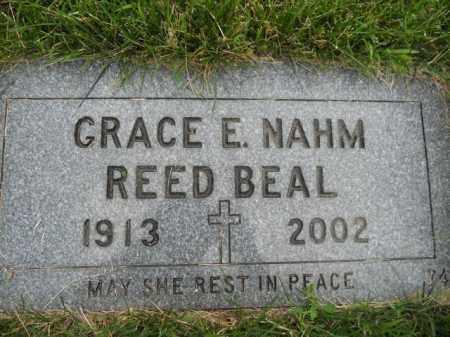 NAHM, GRACE - Lorain County, Ohio | GRACE NAHM - Ohio Gravestone Photos