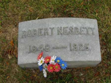 NESBETT, ROBERT - Lorain County, Ohio   ROBERT NESBETT - Ohio Gravestone Photos