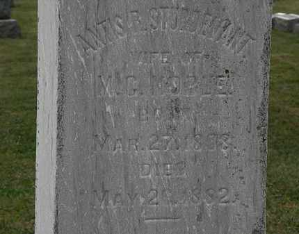 NOBLE, ANTIS R. - Lorain County, Ohio | ANTIS R. NOBLE - Ohio Gravestone Photos