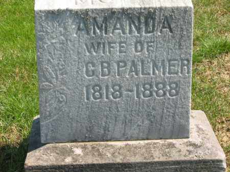 PALMER, C. B. - Lorain County, Ohio | C. B. PALMER - Ohio Gravestone Photos