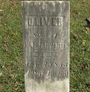 PARMENTER, J. - Lorain County, Ohio | J. PARMENTER - Ohio Gravestone Photos