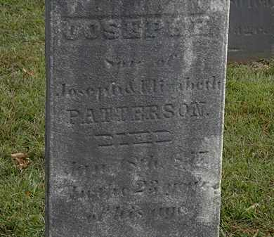 PATTERSON, JOSEPH R. - Lorain County, Ohio | JOSEPH R. PATTERSON - Ohio Gravestone Photos