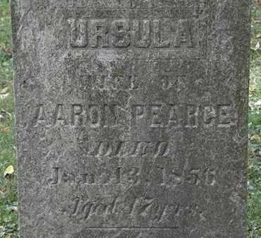 PEARCE, AARON - Lorain County, Ohio | AARON PEARCE - Ohio Gravestone Photos