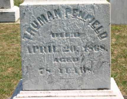 PENFIELD, TRUMAN - Lorain County, Ohio | TRUMAN PENFIELD - Ohio Gravestone Photos
