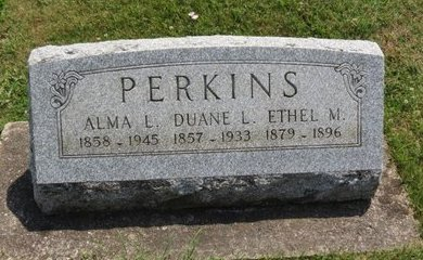 PERKINS, DUANE L. - Lorain County, Ohio | DUANE L. PERKINS - Ohio Gravestone Photos
