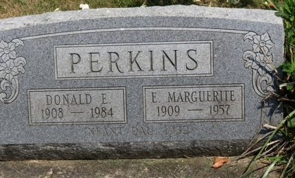 PERKINS, DONALD E. - Lorain County, Ohio | DONALD E. PERKINS - Ohio Gravestone Photos