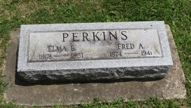 PERKINS, FRED A. - Lorain County, Ohio | FRED A. PERKINS - Ohio Gravestone Photos