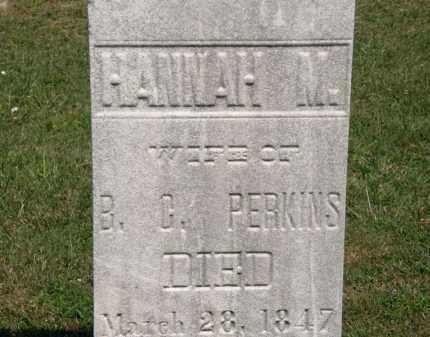 PERKINS, B. C. - Lorain County, Ohio | B. C. PERKINS - Ohio Gravestone Photos