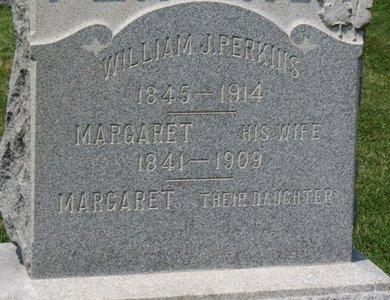 PERKINS, WILLIAM J. - Lorain County, Ohio | WILLIAM J. PERKINS - Ohio Gravestone Photos