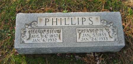 PHILLIPS, DIANA - Lorain County, Ohio   DIANA PHILLIPS - Ohio Gravestone Photos