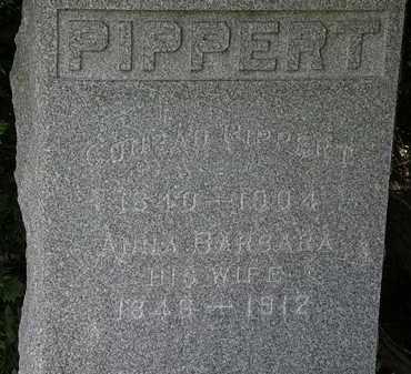 PIPPERT, ANNA BARBARA - Lorain County, Ohio | ANNA BARBARA PIPPERT - Ohio Gravestone Photos