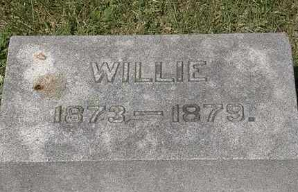PLATT, WILLIE - Lorain County, Ohio | WILLIE PLATT - Ohio Gravestone Photos