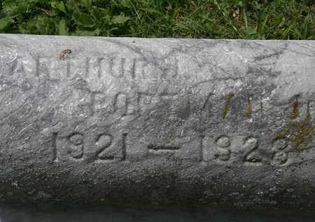 PORTMAN, ARTHUR JR. - Lorain County, Ohio | ARTHUR JR. PORTMAN - Ohio Gravestone Photos