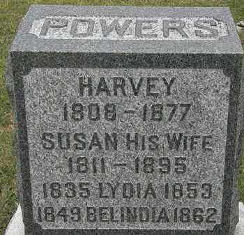 POWERS, SUSAN - Lorain County, Ohio | SUSAN POWERS - Ohio Gravestone Photos